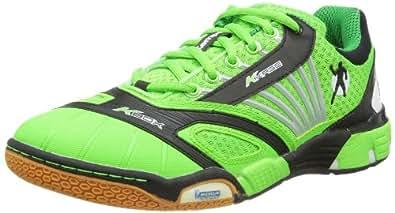 Kempa Unisex - Adult Typhoon Handball Shoes Green Grün (fluo grün/schwarz/weiß fluo grün/schwarz/weiß) Size: 39.5
