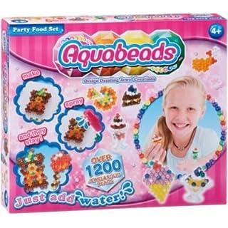 Superb Aquabads Jewel Party Food Set --