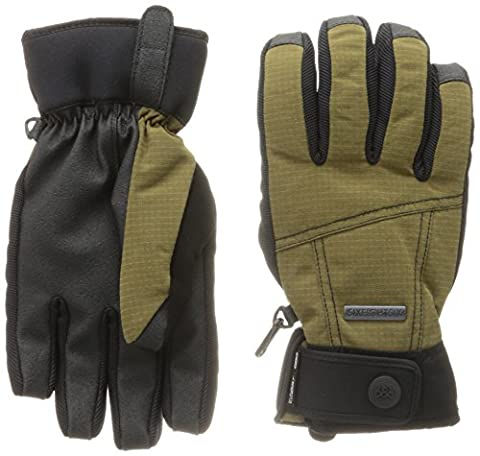 686 Men's Parklan Field Gloves, Army Rip Stop, X-Large