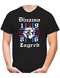 Ultras Zagreb T-Shirt | Fussball | Dinamo | Croatia | Kroatien | ACAB