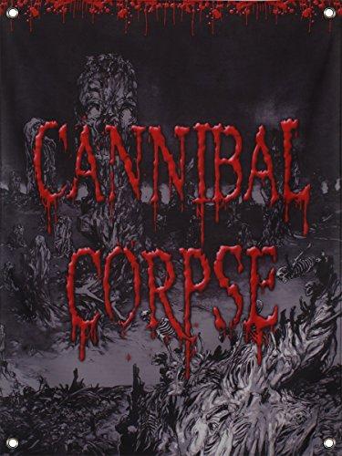 Cannibal Corpse: Skeletal Domain Flagge (Zubehör)