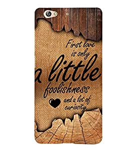 Fuson Designer Back Case Cover for Gionee S6 ( Love Quotes Inspiration Emotion Care Fun Funny )