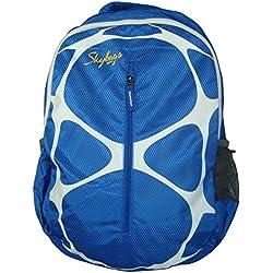 Skybags Pogo 32 Ltrs Blue School Backpack (BPPOGO2BLU)