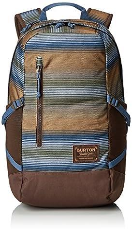 Burton Prospect Daypack, Beach Stripe Print, 29 x 19 x 48 cm, 21 Liter