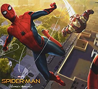 Spider-Man: Homecoming - The Art of the Movie (130290275X) | Amazon price tracker / tracking, Amazon price history charts, Amazon price watches, Amazon price drop alerts