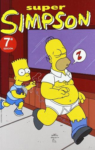 El pelota que quería ser rey (Súper Simpson 10) (Bruguera)