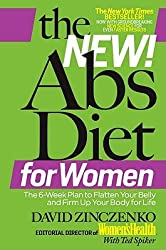 (The New! Abs Diet for Women: The 6-Week Plan to Flatten Your Belly and Firm Up Your Body for Life) By Zinczenko, David (Author) Hardcover on (04 , 2011)