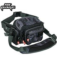 NGT gro/ß Camping Angeln isoliert Lebensmittel Camo Carry All mit 3 extern Taschen