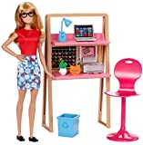 Barbie DVX52 Doll & Furniture, Multi-Colour, 0