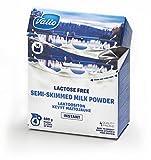 Valio Leche en polvo Sin lactosa Semidesnatada - 2 paquetes de 400 gr. (Total 800 gr.)