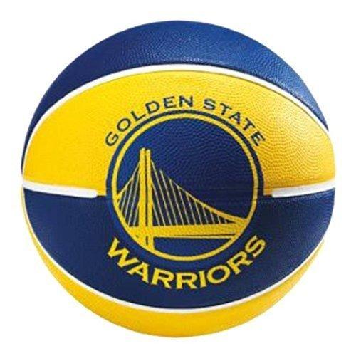 Spalding NBA Team Golden State Baloncesto Amarillo