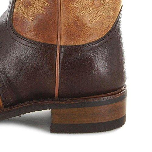 Sendra Boots Volcan 5357, Stivali donna marrone Malta Bulrush Malta Bulrush