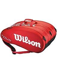 Wilson Tennis Racket Bag Fits 15 Rackets 77 x 51 x 35 cm