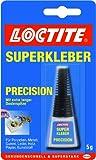 Loctite 1463393 Superkleber Precision, 5 g