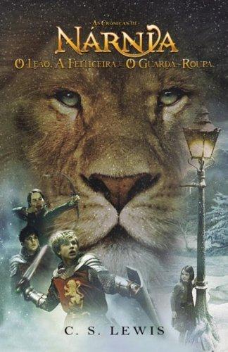 As Crônicas De Narnia. O Leão, A Feiticeira E O Guarda-roupa. Capa Do Filme (Em Portuguese do Brasil)