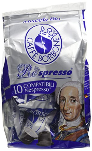 Borbone Caps Espresso Blu - 50 gr