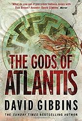 The Gods of Atlantis by David Gibbins (2011-08-18)