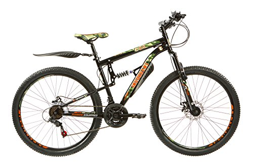 RAD Insurgent, Full Suspension Mountain Bike, 27.5