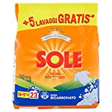 Sole Detersivo Lavatrice Polvere, 18 Lavaggi
