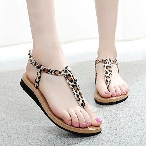 Estate Sandali I sandali sexy dei sandali degli allievi degli allievi femminili di estate femmina pattino sexy Colore / formato facoltativo 1002