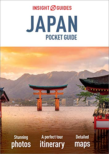 Insight Guides Pocket Japan (Travel Guide Japan) (Insight Pocket Guides) (English Edition)