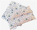 CARREDANA Sacos térmico de Semillas de Trigo con Diferentes olores y Colores. Lavanda, anís en Grano,tomillo,Menta, eucalípto, Romero y Laurel. (Semillas de Trigo con Lavanda)