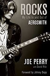 Rocks: My Life in and out of Aerosmith by Joe Perry (2015-10-08)