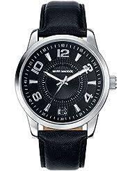 Mark Maddox HC3003-55 - Reloj de cuarzo para hombre, correa de poliuretano color negro
