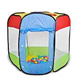 Knorrtoys 55300 knoortoys Play Tent-Bendix 100 Balls, Multi Color