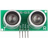 LIUXINDA-MK Muy práctico US-015 Módulo sensor de medición de distancias por ultrasonidos