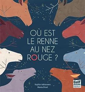 """Afficher """"Où est le renne au nez rouge ?"""""""