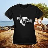 Photo de Women's Miranda Lambert Guns Tattoo Logo Short Sleeve T-Shirt par Lo166Ve