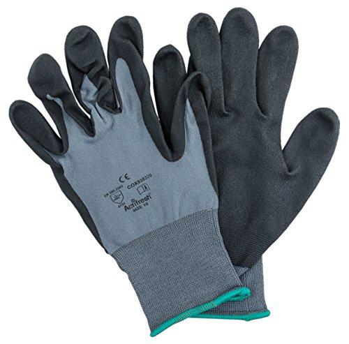 Connex COX938320 Handschuhe Universal grau, Gr. 10