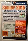 Aldi Steuerprogramm Einkommenssteuer 2015 - Steuer CD Bild