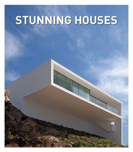 Stunning Houses: Written by Claudia Martinez Alonso, 2014 Edition, Publisher: Gingko Press [Hardcover]