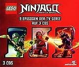 Produkt-Bild: Lego Ninjago Hörspielbox 3