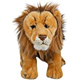 Hamleys Lion Wild Animal Plush Soft Toy For Kids, Girls And Boys