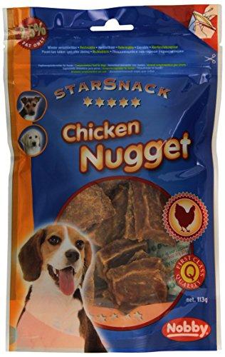 Artikelbild: Nobby StarSnack Chicken Treats 'Nugget' 113g Beutel, 1er Pack (1 x 0.113 kg)