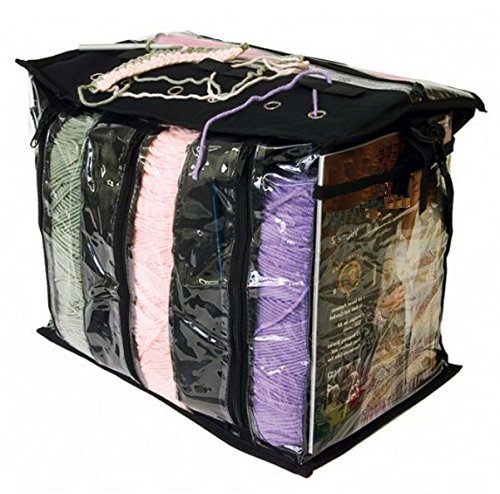 Knitting and Craft Storage Bag - 6