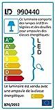 Paul Neuhaus 4-flammige Deckenleuchte Oki mit RGB-LEDs, Fernbedienung, Farbwechsel 50285-17 für Paul Neuhaus 4-flammige Deckenleuchte Oki mit RGB-LEDs, Fernbedienung, Farbwechsel 50285-17