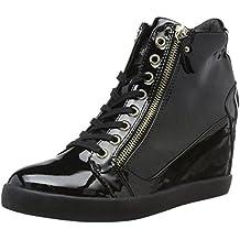 CafèNoir Zapatillas abotinadas  Negro EU 41