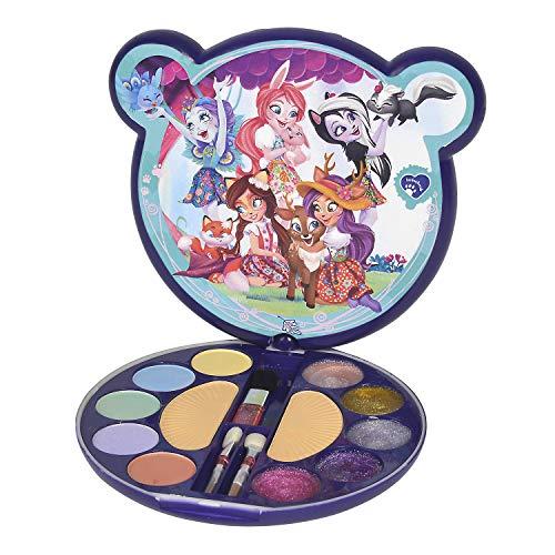 Simba 109200155 Make-up Case Schminkset mit Spiegel, Mädchen, Mehrfarbig, 13 cm