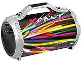 Trevi Xfest Xf 300 Max Altoparlante Speaker Amplificato Portatile con Mp3, USB