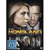 Homeland - Die komplette Season 2