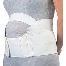 Nuevo ProCare Faja Premama Maternidad Cinturón Prenatal Embarazo Elástico Regulable Para Dolor Baja Espalda Postura Ciática - Talla Small