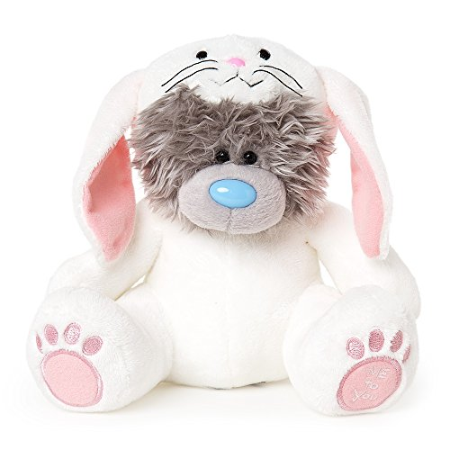Me To You Bear in Rabbit Onesie