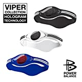 Power Balance - Viper - Taking Inspiration from The Fast Lines and Stripes from Sports, The Viper Collection Features Three Stripes and is Crafted from 100% Surgical Grade Silicone.