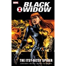 Black Widow: The Itsy-Bitsy Spider by Devin Grayson (2016-02-16)