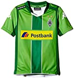 Kappa Kinder Trikot BMG Away Short Sleeve Kids Interlock, Classic Green, 152, 402002J