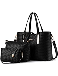 49ca6b1ad3 Amazon.co.uk  Faux Leather - Handbags   Shoulder Bags  Shoes   Bags